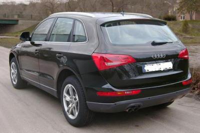El nuevo Audi Q5,al natural