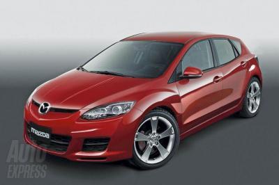 Mazda 3 2009,posible foto real