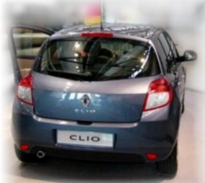El restyling del Renault Clio 2009,al descubierto