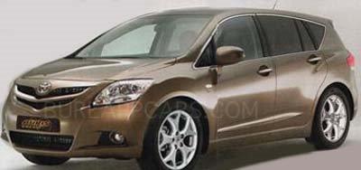 El nuevo Toyota Auris Verso ya se ha filtrado a red