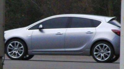 El nuevo Opel Astra, ¡al descubierto!