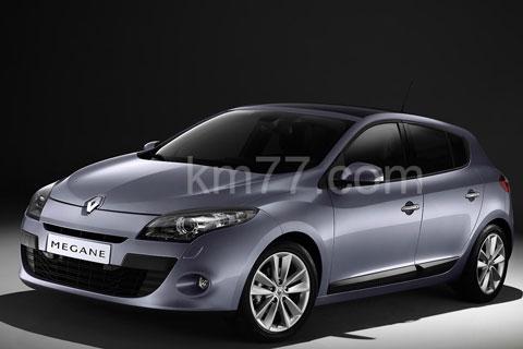 Nuevo Renault Megane