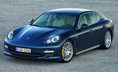Porsche Panamera, la berlina de Porsche