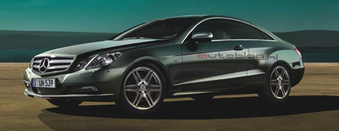 Mercedes-Benz Clase E Coupe
