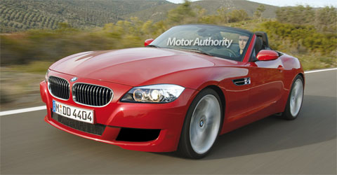 BMW Z4 (recreacion)