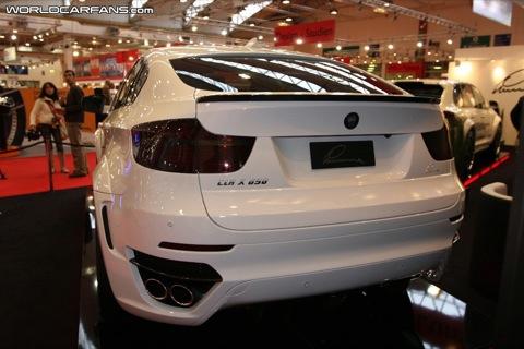 LUMMA Design CLR X 650 en el Essen Motor Show