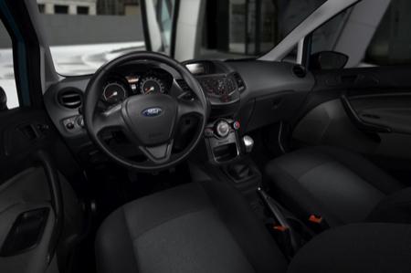 Ford Fiesta Van 2009