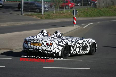McLaren SLR Speedster
